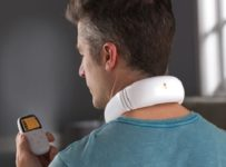 The Electrostimulation Heated Neck Pain Reliever