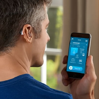 Self Adjusting Hearing Enhancer
