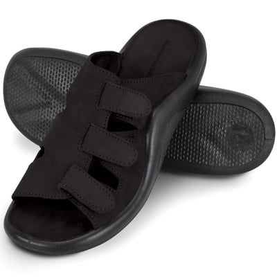 Gentlemen's Walk On Air Adjustable Sandals