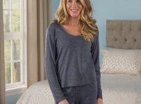 The Lady's Sleep Enhancing Pajama Top