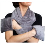 The Neck and Hand Warming Herbal Wrap - relieves the neck and hands from stress effectively