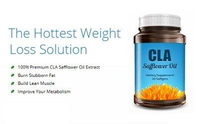 How to burn stubborn fat tissue using Safflower Oil?
