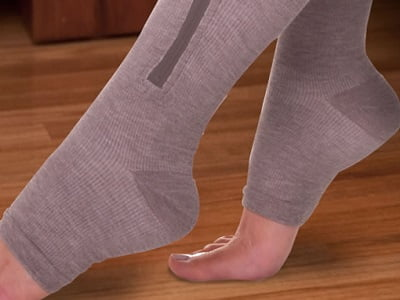 The Easy On Compression Leg Support 1