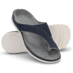 The Lady's Back Pain Relieving Sports Sandals - With orthotic footbed design to correct biomechanics to help improve posture and relieve back pain