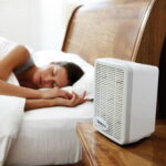 The Ocean Therapy Air Purifier - Helps clean indoor environment and mitigate the symptoms of breathing conditions
