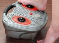 The Plantar Fascia Heated Foot Massager