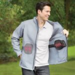 The Any Jacket Warmer - Now you can enjoy extra warmth no matter what you are wearing