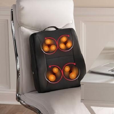 The Cordless Heated Lumbar Massager