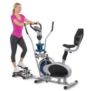 The One Machine Gym - A home cardio gym that provides a head-to-toe cardio and weight-bearing workout