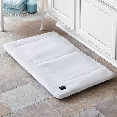 The Only Cordless Heated Bath Mat 1
