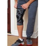 The Osteoarthritis Under Clothing Knee Brace - helps relieve pain caused by osteoarthritis