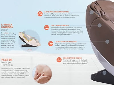 The World's Most Versatile Massage Chair 1