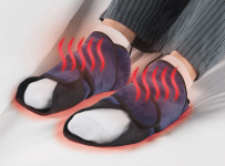 The Pain Relieving Heated Foot Wrap