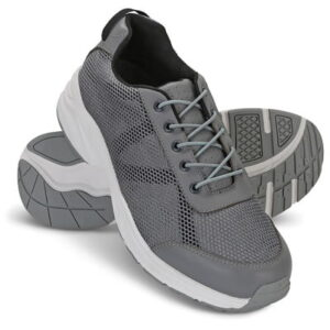 The Circulation Enhancing Vibrating Shoes - helps increase blood flow in the feet and legs
