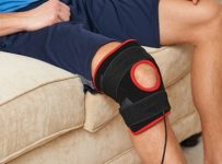The Heated LED Knee or Elbow Pain Reliever