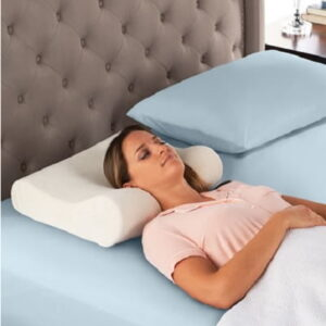 The Better Rest Adjustable Cervical Pillow - ensure proper head alignment to relieve neck and shoulder pain