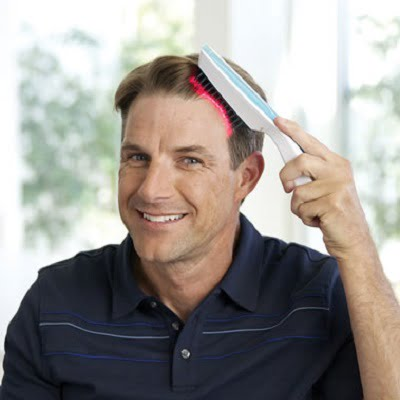 The Hair Rejuvenating Laser Comb 1
