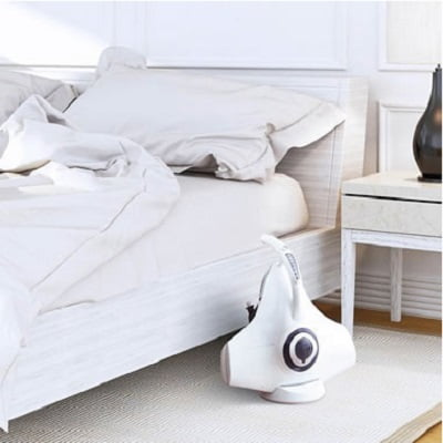 The UV Sanitizing Bed Vac 1