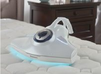The UV Sanitizing Bed Vac