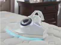The UV Sanitizing Bed Vac