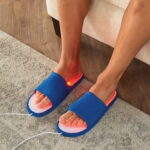 The Slip On LED Foot Pain Reliever - Help improve circulation, relax muscles and relieve pain