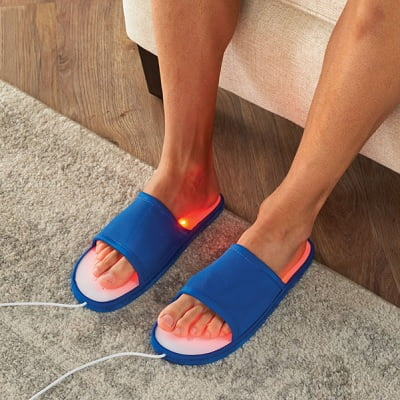 The Slip On LED Foot Pain Reliever