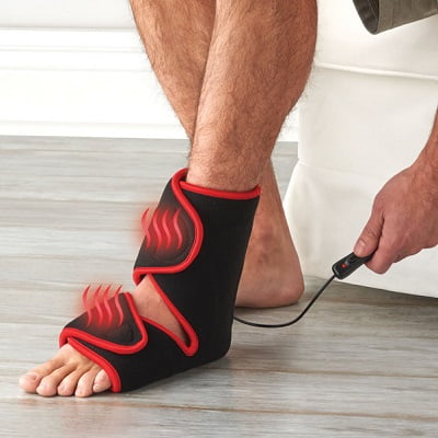 The LED Foot And Ankle Pain Reliever 1