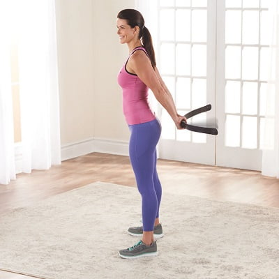 The Body Toning Exercise Blade 1