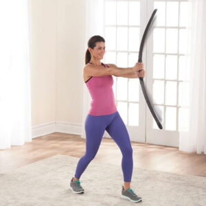 The Body Toning Exercise Blade - Help contracts muscles quickly to provide full body workout at home