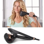 The Only Smooth And Waves Hair Styler - suitable for use on all hair types and lengths