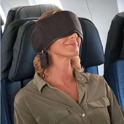 The Distraction Free Bluetooth Sleep Mask