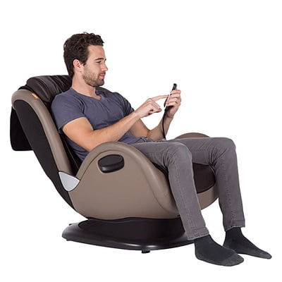 The Back And Glute Massaging Chair 1