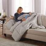 The Clinically Proven Circulation Improving Throw - proven to temporarily increase blood flow and promote restful sleep