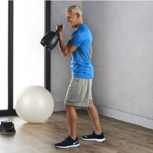 The Smart Kettlebell - A compact and adjustable kettlebell sets perfect for workout fanatics