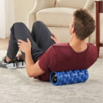 The Deep Tissue Rolling Massager - with deep penetrating massage to help increase muscle relaxation and fascial release