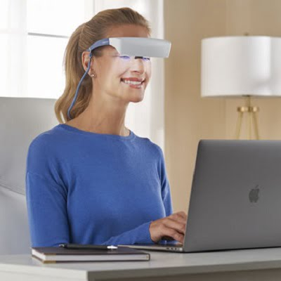 The Light Therapy Visor