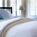 The Mulberry Silk Luxury Comforter - helps regulate body temperature and resists mold, mildew and allergens