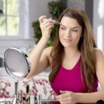 The Flawless Brow Shaper - safely removes hair for perfecting and shaping one's eyebrows