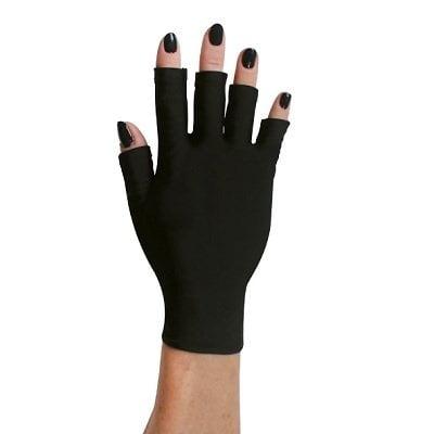 The UV LED Blocking Manicure Gloves