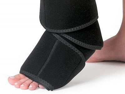 The Pain Relieving Cold Compression Ankle Wrap 1