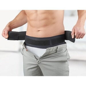 The Under Clothing Lumbar Pain Relieving Belt - a compression belt that relieves lower back pain without using bulky straps