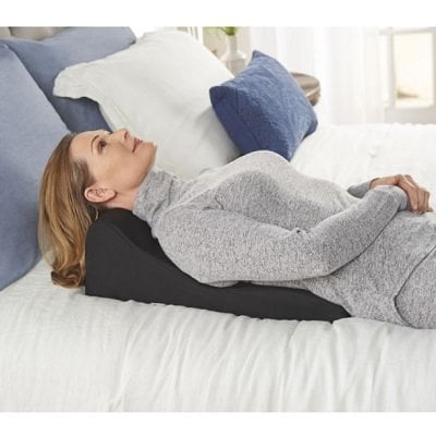 Headache And Neck Pain Relieving Cushion 1
