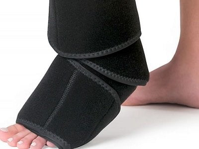 The Foot and Ankle Cold Compression Wrap 1