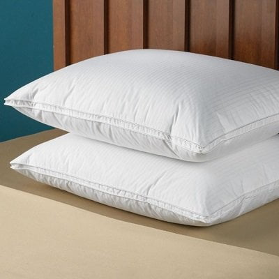 The Superior Goose Down Pillow 1