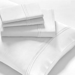 The Silk Alternative Sheets - Made from 100% Tencel with silky feel that is gentle on the skin