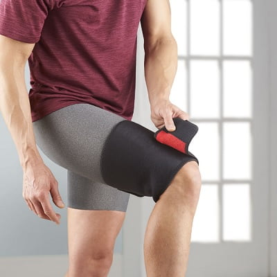 Hamstring Pain Relieving Wrap