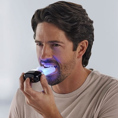 Whitening And Brushing Mouthpiece 1