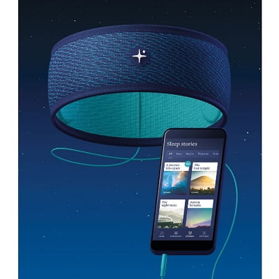 Immersive Content Sleep Headband