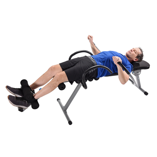 Elevated Back Decompression Bench