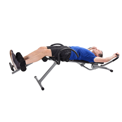 Elevated Back Decompression Bench1